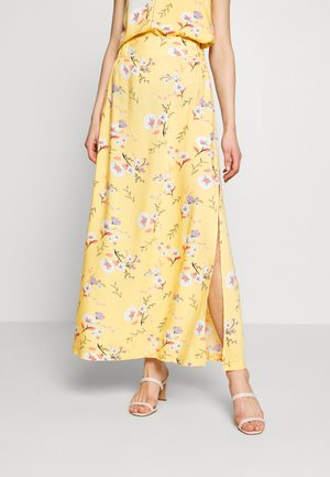 TROPICAL CHANCE J WVSK YGD6 - Maxi skirt - sahara sun on the river