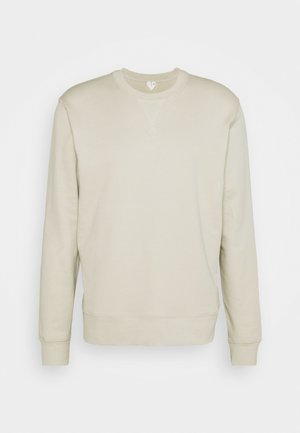 Sweatshirt - Sweater - beige dusty light