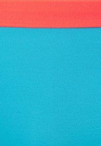Sloggi - WOMEN SHORE KOSRAE - Bas de bikini - orange/blue - 3