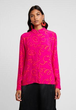 PERFECT BLOUSE - Skjorte - pink