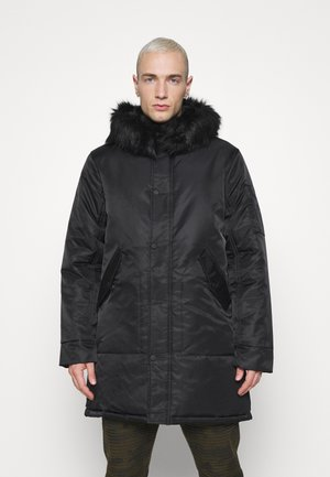 NORWAY - Parka - black