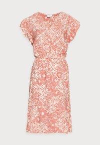 TISHA DRESS - Day dress - brick glam