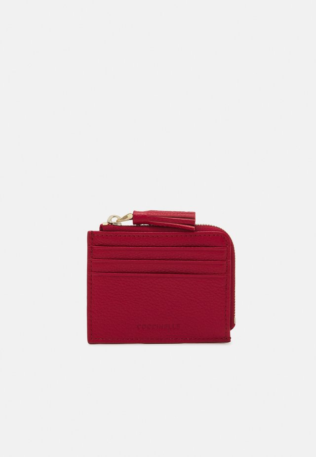 TASSEL - Geldbörse - ruby