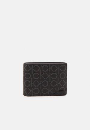 TRIFOLD COIN MONO - Peněženka - black