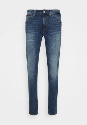AUSTIN SLIM TAPERED - Jeans slim fit - denim medium