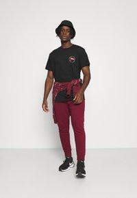 Night Addict - NASEE - Print T-shirt - black - 1