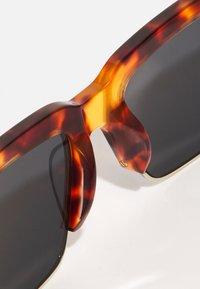 Salvatore Ferragamo - UNISEX - Sluneční brýle - dark brown/gold-coloured - 6