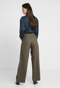 Soeur - GONTRAN - Pantalon classique - beige chine - 2