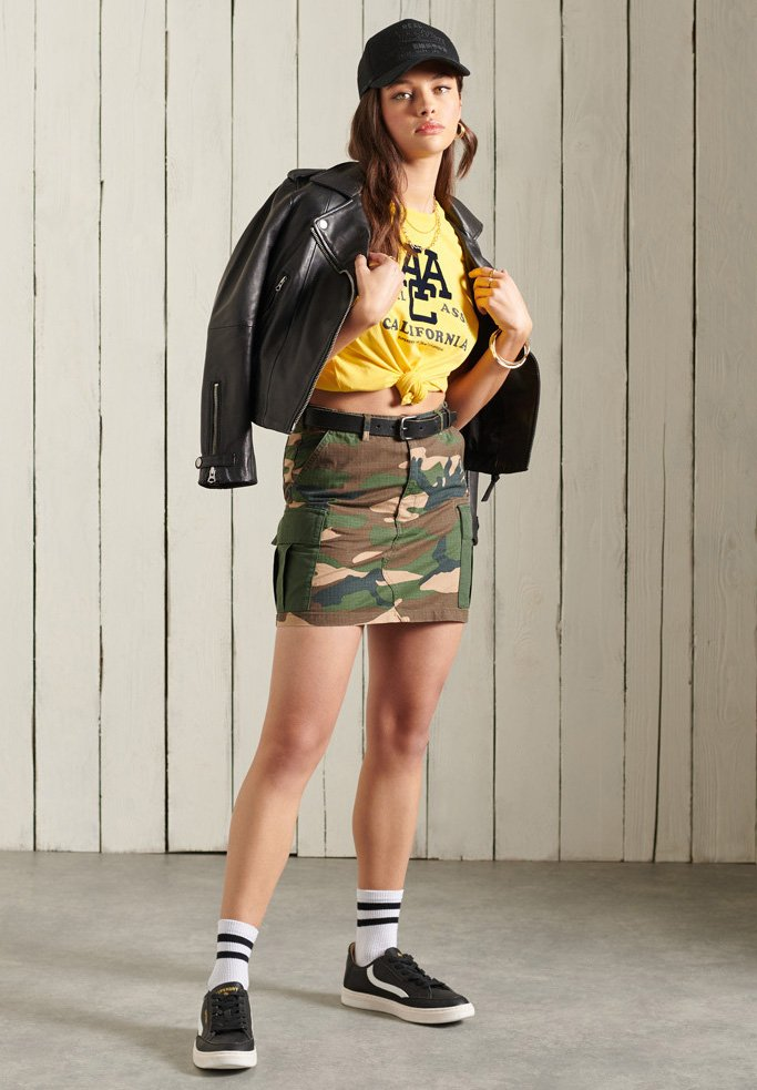 Damen ATHLETIC ASSOCIATION CALIFORNIA GRAPHIC  - T-Shirt print