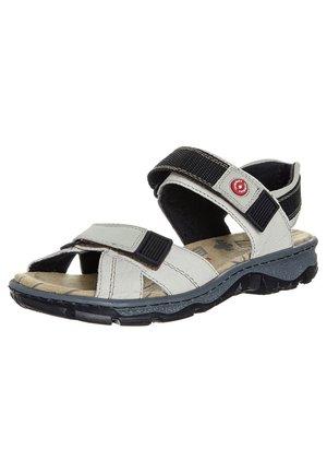 Walking sandals - crema