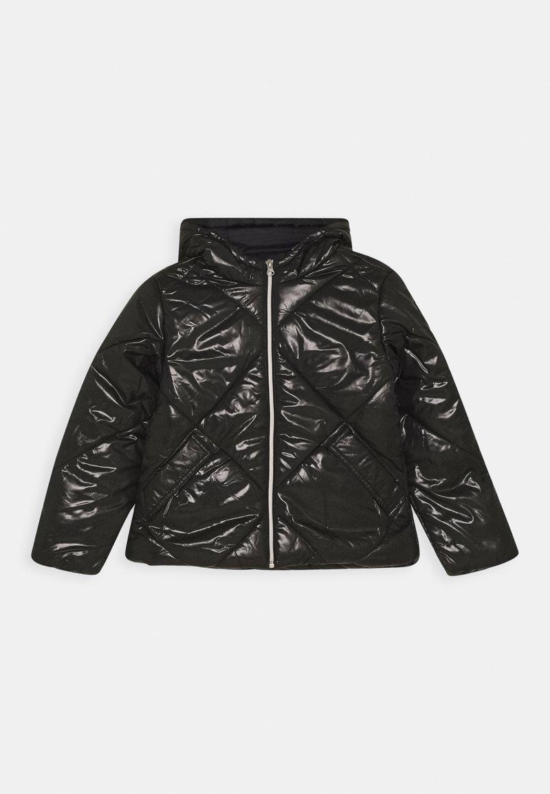 Benetton - BASIC GIRL - Zimní bunda - black