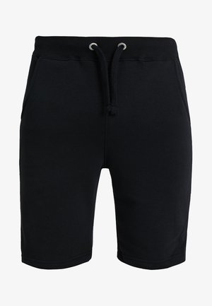 TAPE JOGGER - Tracksuit bottoms - black