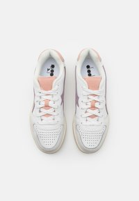 Diadora - BASKET ICONA  - Sneakers laag - white/nirvana/evening sand - 5