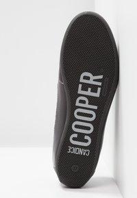 Candice Cooper - ROCK  - Sneakers basse - tamp nero/ base nero - 6