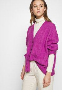 Monki - BOBBI - Cardigan - purple - 3