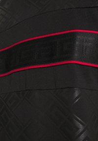 Glorious Gangsta - MINOS TEE - T-shirts print - jet black/red - 5