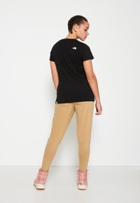 The North Face - WOMENS EASY TEE - Print T-shirt - black - 5