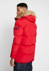 Good For Nothing - DOUBLE LAYERED ARCTIC - Winter coat - red - 2