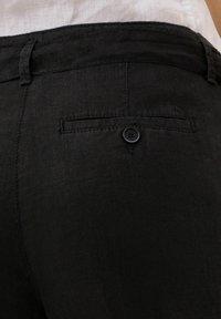BRAX - STYLE MAINE - Pantalon classique - black - 4