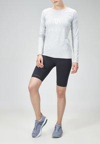 MOROTAI - Long sleeved top - light grey - 0