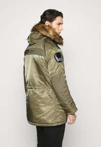 Alpha Industries - AIRBORNE - Cappotto invernale - stratos - 2
