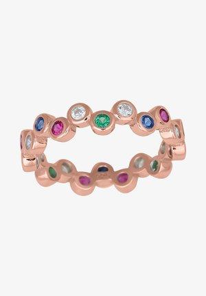 EBRUNOR - Ring - rose gold plated