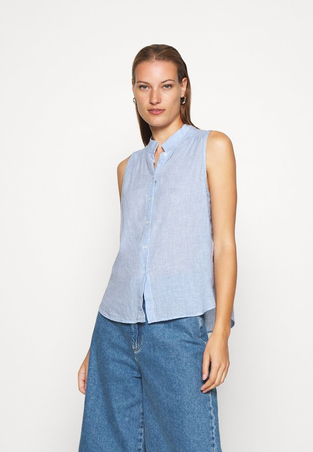 BUTTON UP - Skjorte - light blue