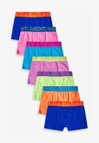 Next - 7 PACK  - Pants - multi-coloured - 0