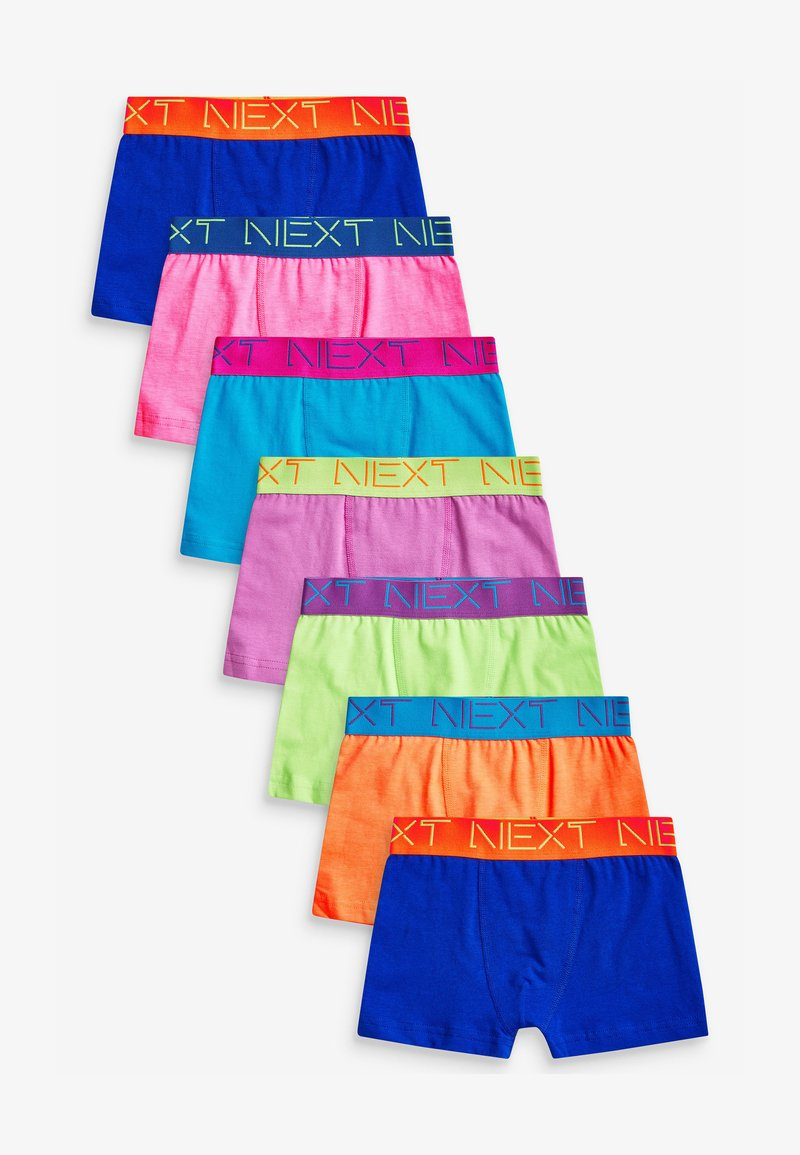 Next - 7 PACK  - Pants - multi-coloured