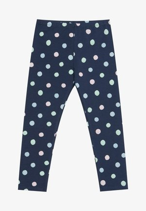 Leggings - blu scuro