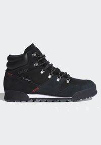 adidas Performance - TERREX SNOWPITCH COLD.RDY TRAXION - Obuwie hikingowe - black - 6