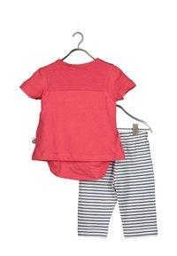 Blue Seven - FRESH APPLES - Leggings - Trousers - light red - 2