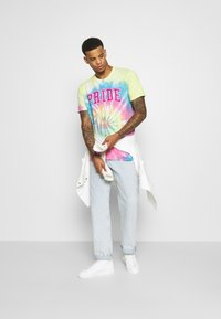 YOURTURN - UNISEX  - Print T-shirt - multi-coloured - 1