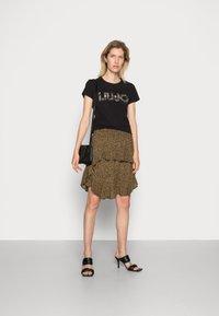 Liu Jo Jeans - MODA  - T-shirt print - army green - 1