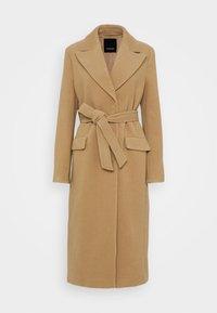 Pinko - MARTINI COAT - Płaszcz wełniany /Płaszcz klasyczny - beige - 0