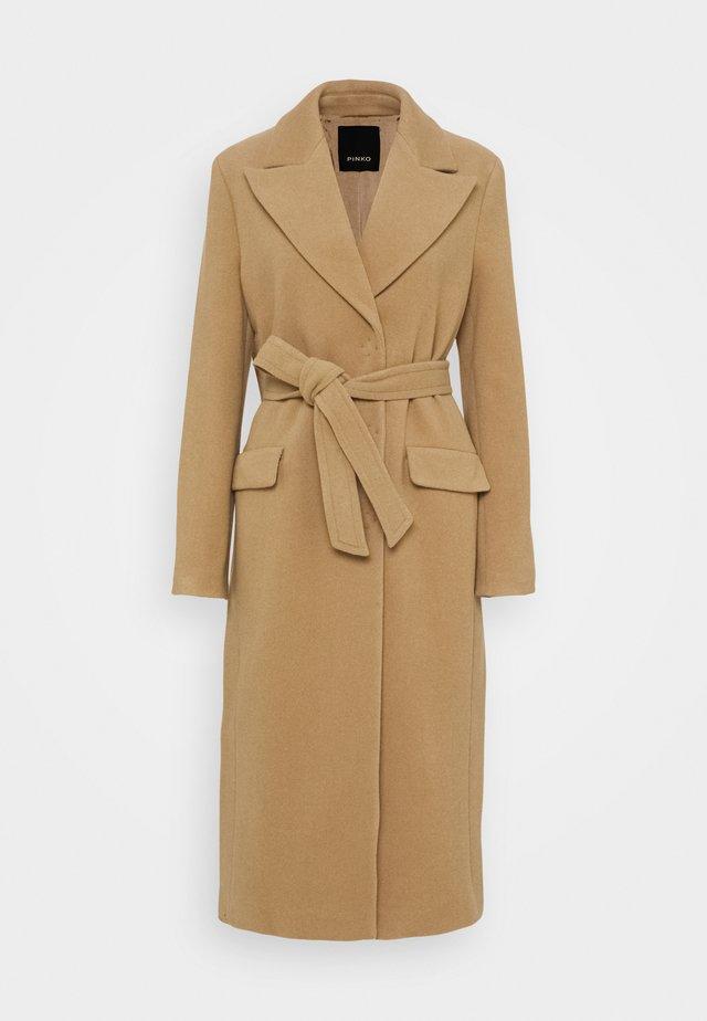 MARTINI COAT - Cappotto classico - beige