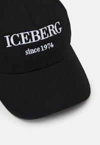 Iceberg - UNISEX - Cap - black - 4