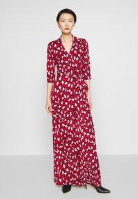 Diane von Furstenberg - ABIGAIL - Maxi dress - red - 0