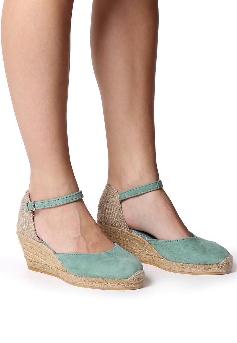 Toni Pons - LLORET - Zapatos de plataforma - mint