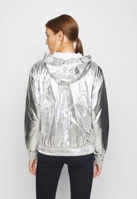 Calvin Klein Jeans - Light jacket - silver metallic - 2
