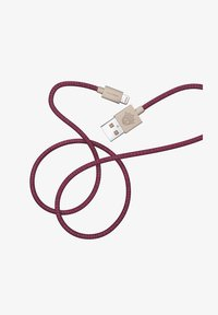 Le Cord - LE CORD LADEKABEL GHOST NET 2.0 - Charging cable - plum - 0