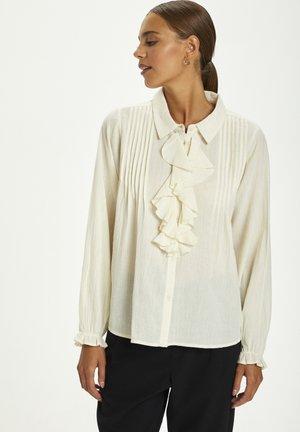 DALIACR - Button-down blouse - birch