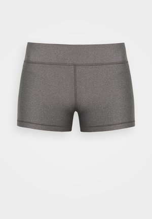 MID RISE SHORTY - Tights - grey