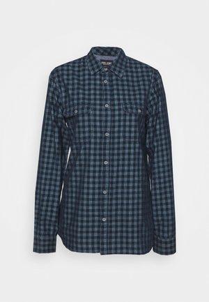 ROYMER SHIRT - Košile - grey blue