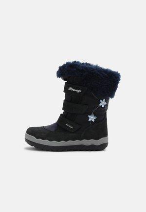Winter boots - notte/blu