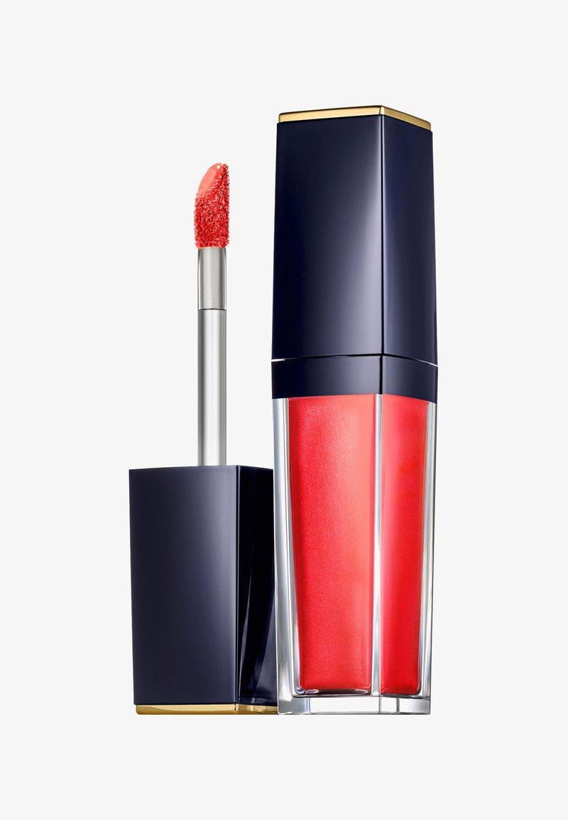 Estée Lauder - PURE COLOR ENVY PAINT ON LIQUID LIPCOLOR  METALLIC 7ML - Liquid lipstick - 310 neon fuse