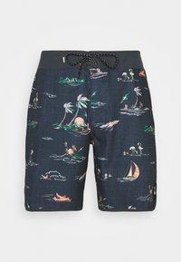 SURFSILK MYSTIC SESSIONS - Swimming shorts - black