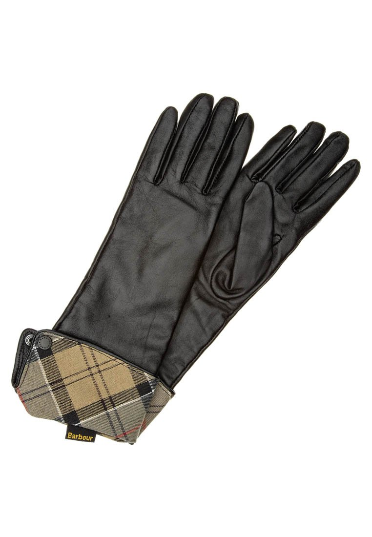 Barbour - LADY JANE GLOVE - Gloves - Black With Dress