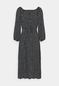 LASCANA - MIDIKLEID - Day dress - schwarz/weiß - 5