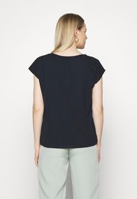 Betty & Co - T-shirt con stampa - navy blue - 2